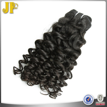 JP Hair 9A Grade Can Be Lasted 3 Years Top Peruvian Jerry Curl Hair Weaves