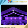 led party decoration stage effect /led curtain for wedding