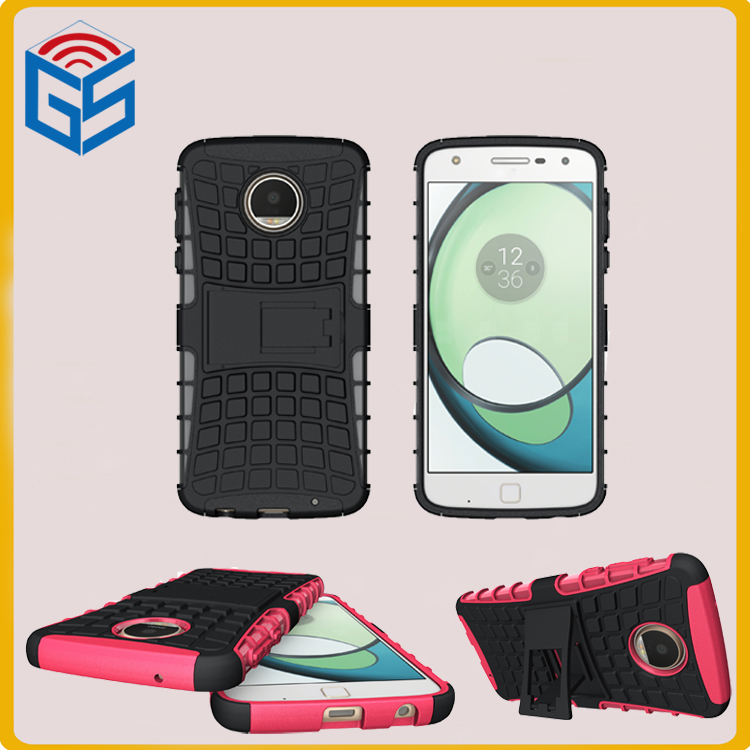 Guangzhou Mobile Accessories <strong>Shock</strong> Absorption Hybrid Case For <strong>Motorola</strong> For Moto Z Play Droid XT1635 Phone Case