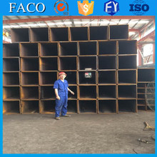 Tianjin square rectangular pipe ! agricultural irrigation pipe welded square electrical conduit