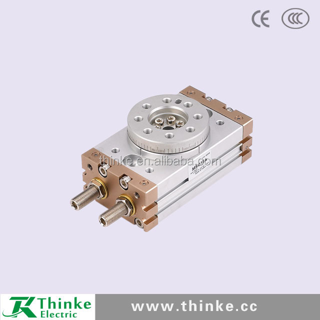 MSQB Series Pneumatic Rotary Table Air cylinder
