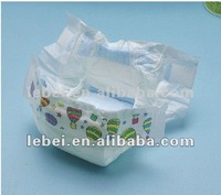 Baby diapers with good quality and high absorbent