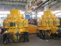 Firm Structure Cone Crusher