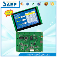 Touch Control Display screen 5.6 inch 640x480 Intelligent LCD module to replace embedded WinCE Linux embedded PC