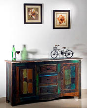 Reclaimed Wooden Sideboard Buffet