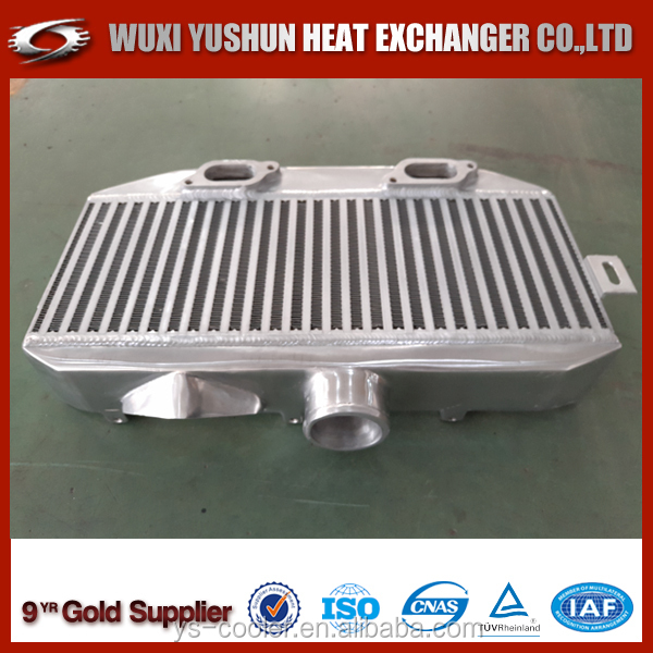 wrx front mount intercooler