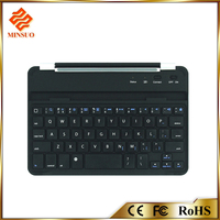 MP-009 Magnetic detachable bluetooth gaming wireless keyboard for Ipad mini