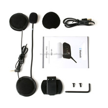 HAISSKY motorcycle parts spare Wireless Helmet Bluetooth intercom Most allow 6 users in a group