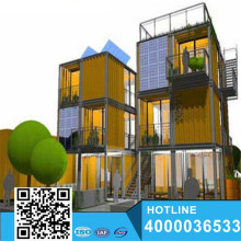 Elegant Flat Packing Duplex Container House