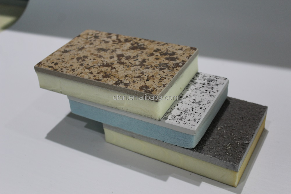 exterior wall panels for building materials compressed reinforced 6mm insulated sip fiber cement siding board price