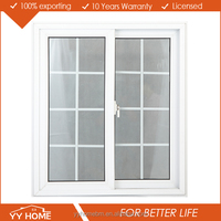 YY Home brand AS/NZ Standards aluminium window grills design pictures for sliding windows