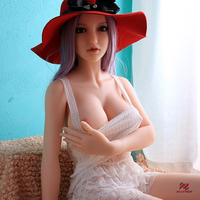 JND07-160cm Skin is very smooth, Platinum Silicone real sex silicon dolls with big boobs