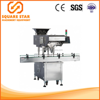 Original manufacturing equipment soft gelatine capsule counting & filling machine