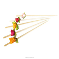 Cocktail teppo/paddle/curly/bead skewers marshmallow roasting bamboo sticks