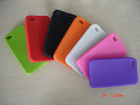 funny silicone case for For Apple iPhone 4G/4S