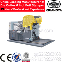 Hot Plate Name Tape Foil Stamping Printing Press Machine