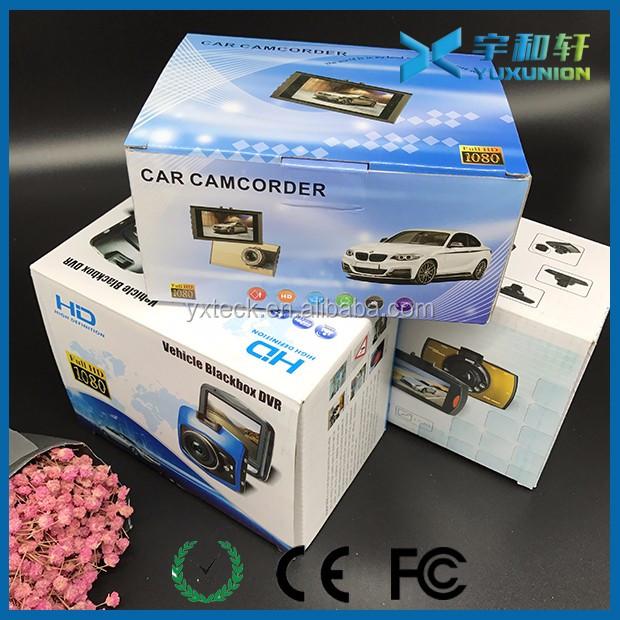 1080 p condução placa do traço do carro câmeras, gravação Do Carro DVR Traço Cam