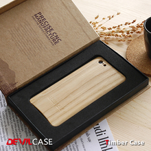 [DEVILCASE] Natural Ash Wood, Premium Handmade Wooden Case for iPhone 6/6s/6 Plus/6s Plus