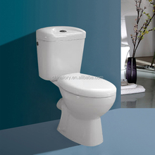 2015 made in China lory cheap price wiht high quality simple desing sanitary ware two piece toilet