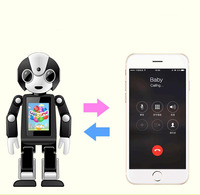 2017 Latest Robot Smartphone The First Intelligent Progarmmable Robot Smartphone In China