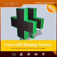 PanaTorch Double Sided P10RG Digital Billboard Display IP65 Waterproof new electronic inventions For clinique