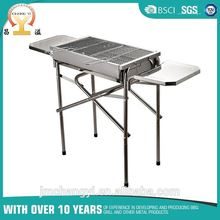 Wholesale Price Balcony Commercial Stainless Steel Charcoal Bbq Grill