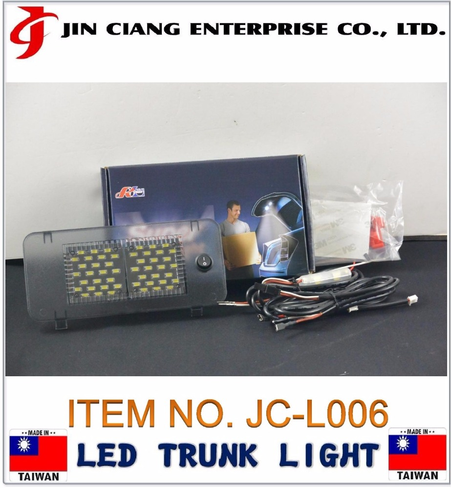 Car Refit LED Cover Lamp interior Rear Trunk Light For NISSANN JUKE