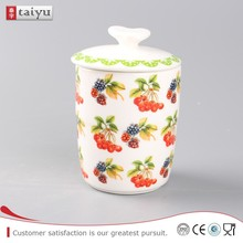 OEM wholesale green cactus ceramic tableware set