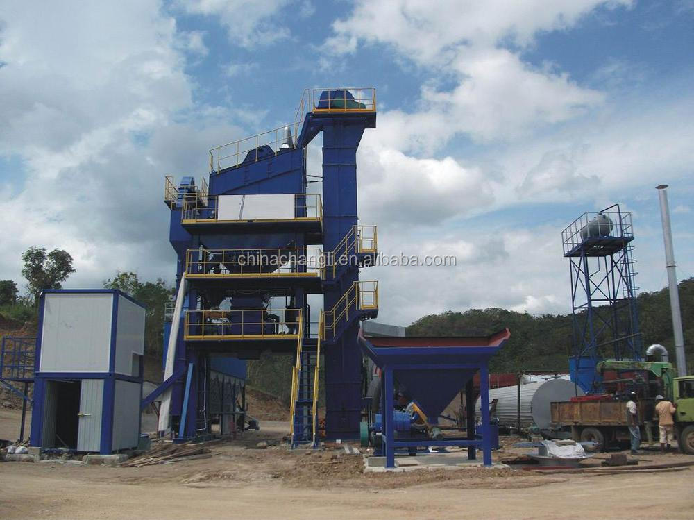 CE approved!!! 60T/H cold mix asphalt plant,fixed asphalt plant,used asphalt plant for sale