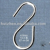 metal wire s-hook