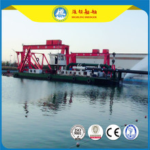 HL700 28 inch hydraulic cutter suction dredger canal dredge suction dredging machine