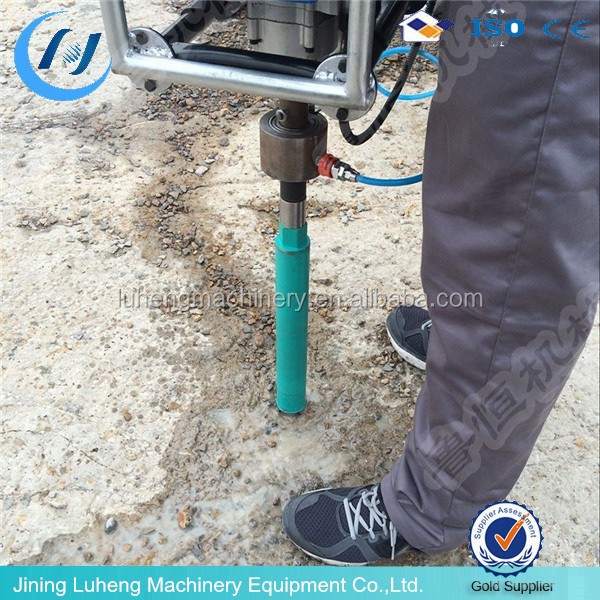 LH-30 geological diamond core drill bits, concreting core machine with factory direct sales