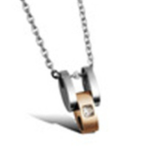 Fashion designer folder couple pendant airplane gold in whole sale price