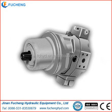 Rexroth Hydraulic Motor A6VE28 used for rotary drilling rig