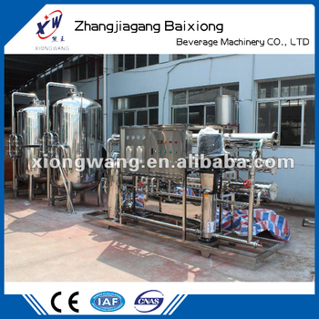 Customized Reverse Osmosis Water Purification Machine