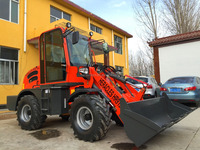 mini front end loader CE small wheel loader