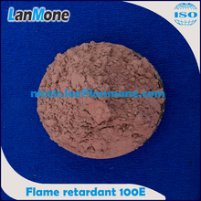 Chemical Auxiliary Agent rubber flame/fire retardant 100E reach to UL94 V-0 class