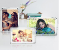 5*7 acrylic clear photo frame