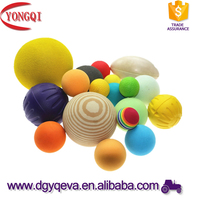 Kids funny EVA toy/EVA craft eva bounce ball