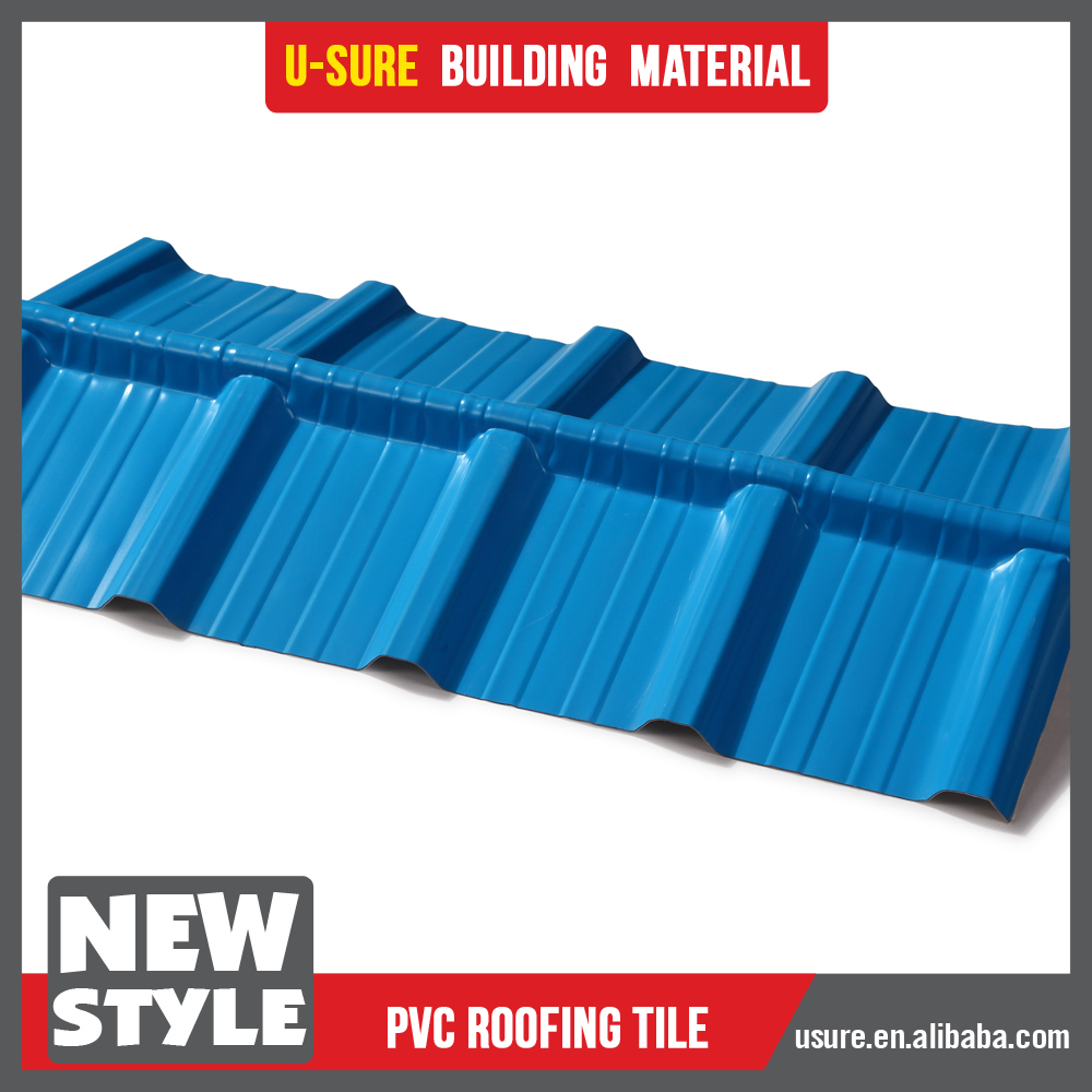 Lightweight New Product Roofing Sheets PVC Building Material