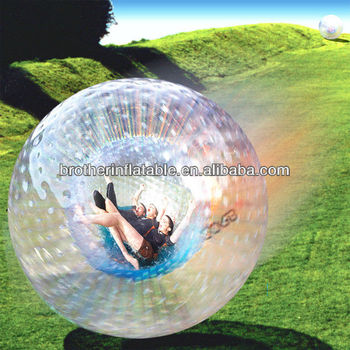 2013 germany inflatable zorb ball