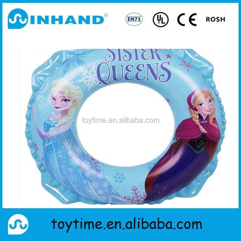 OEM pool pvc inflatable swimming ring