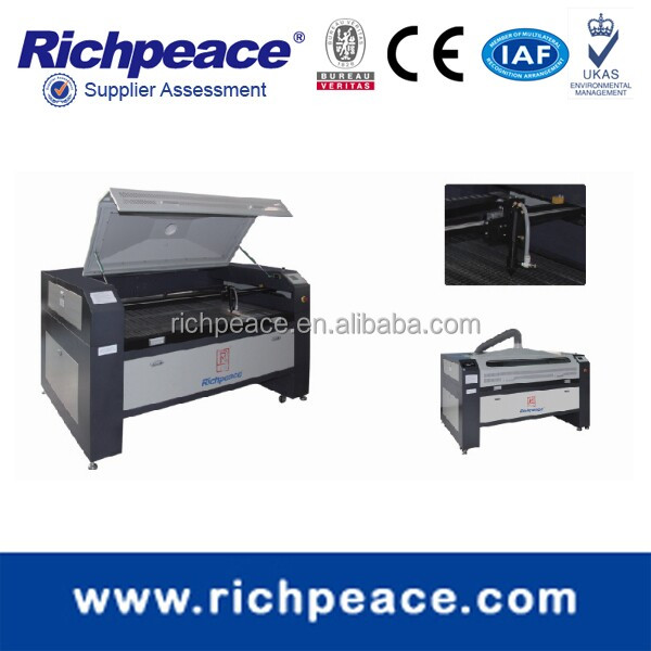 Richpeace computerized promotion model laser cutting laser cutting and engraving machine RPL-CB130090S08C