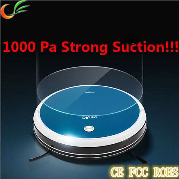Hot In Sale 3 In 1 Dust+Water Tank Home Floor Cleaning Robot
