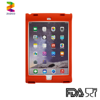 Shockproof Case for iPad Mini 1 2 3 Cartoon 3D Butterfly Stand Table Cover Case for iPad Mini Kids Safe Cases fundas