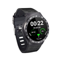 China Manufacture android 5.0 smart watch with heart rate monitor camera wifi gps smartwatch phone
