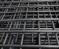 6Inch*6inch Deformed Steel BRC mesh reinforcing China Concrete reinfocement Wire Mesh Panel
