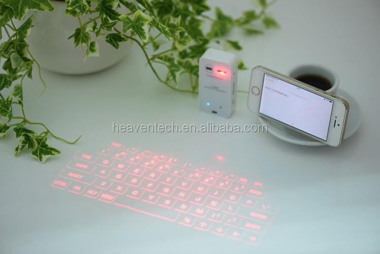 2017 Most Popular Blog Kb560S Laser Projection Bluetooth Keyboard Wireless Virtual Keyboard Mouse