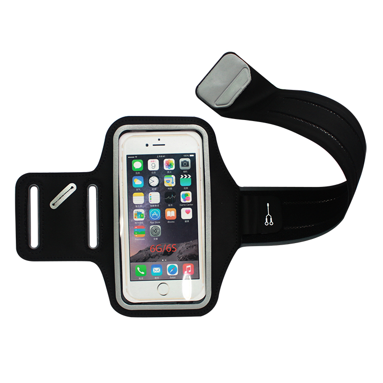 Outdoor Sports Arm band For Samsung, Gym Running Lycra Fitness Armband Case Cover For iPhone 6 6S 5S 4S
