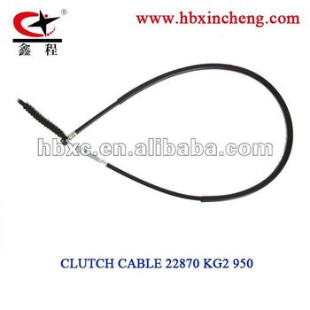 Clutch Cable 22870 KG2 950